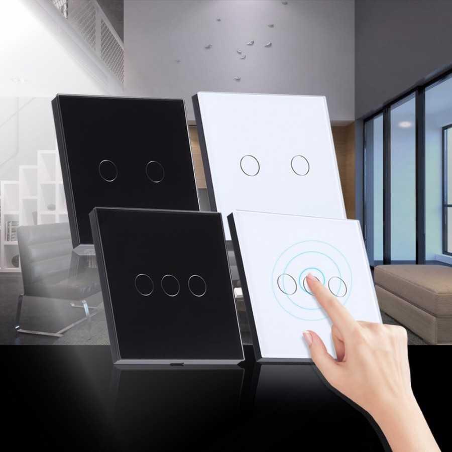 Сенсорные выключатели света установка параметры и преимущества