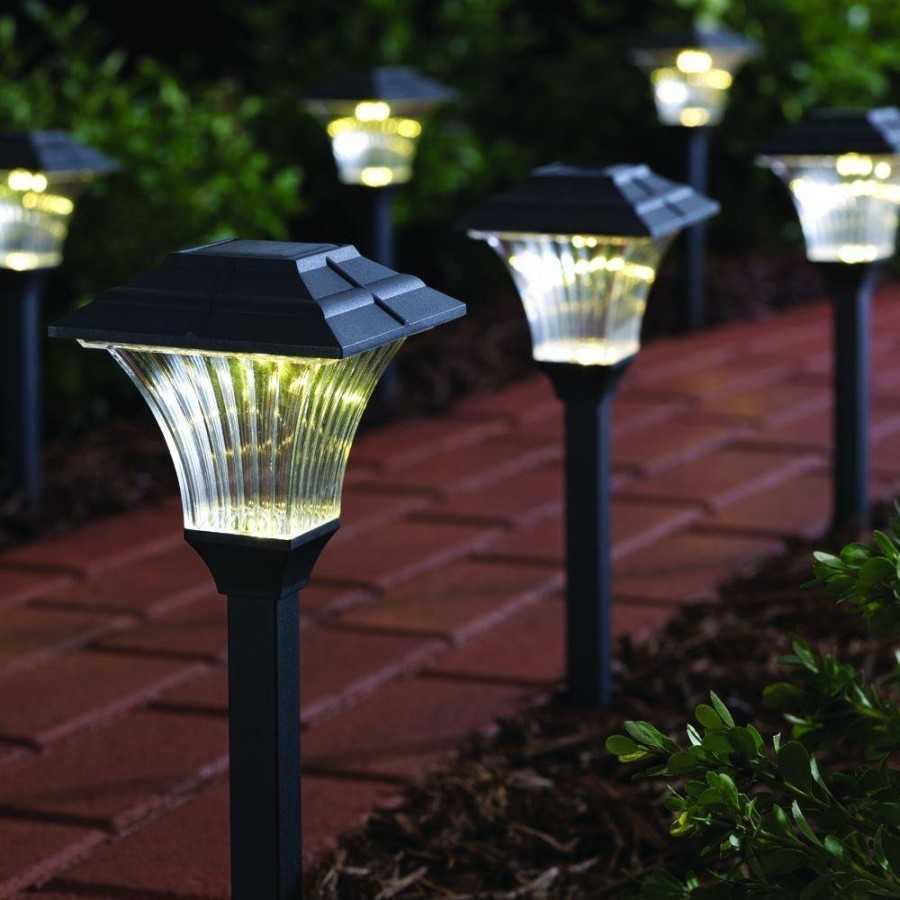 Разновидности уличных светильников на солнечных батареях