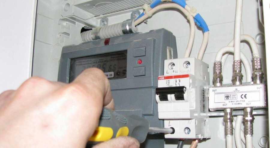 Правила подключения к электросетям частного дома