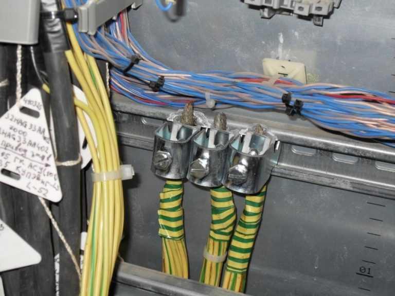 Картинки провода заземление