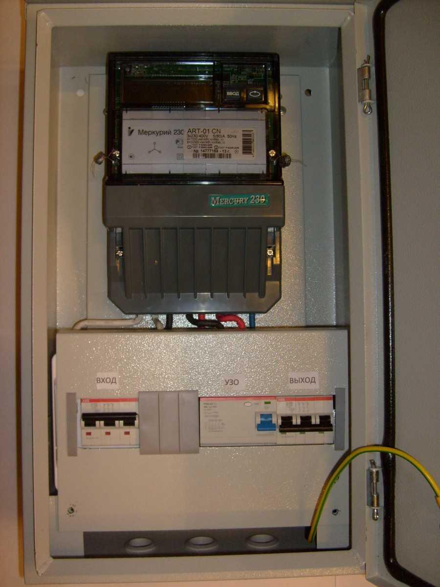 Электрический счетчик меркурий схема