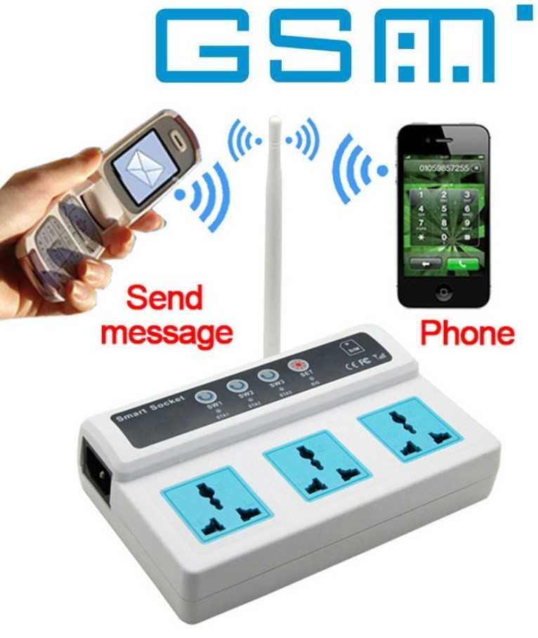 GSM розетка — назначение, основные виды, принцип работы и особенности подключения. Рейтинг лучших моделей 2018 года!