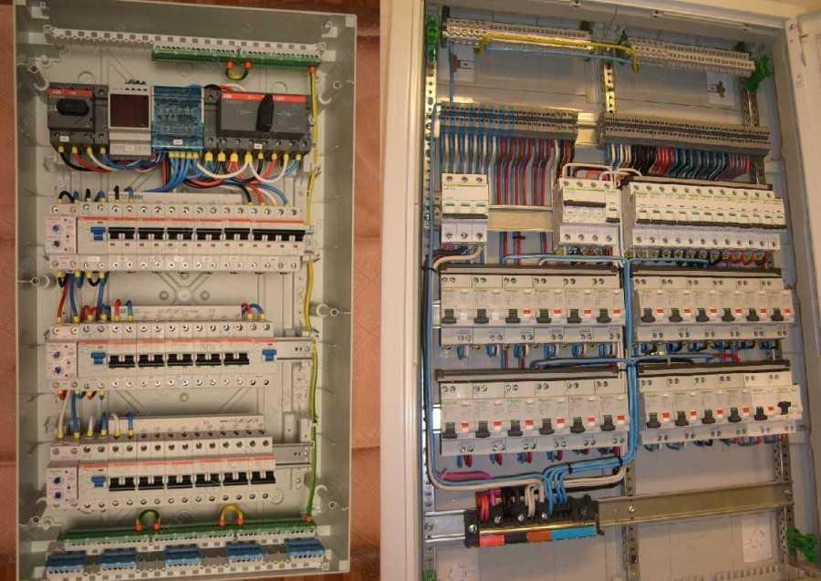 Сборка электрощитка своими руками 380 в фото 63