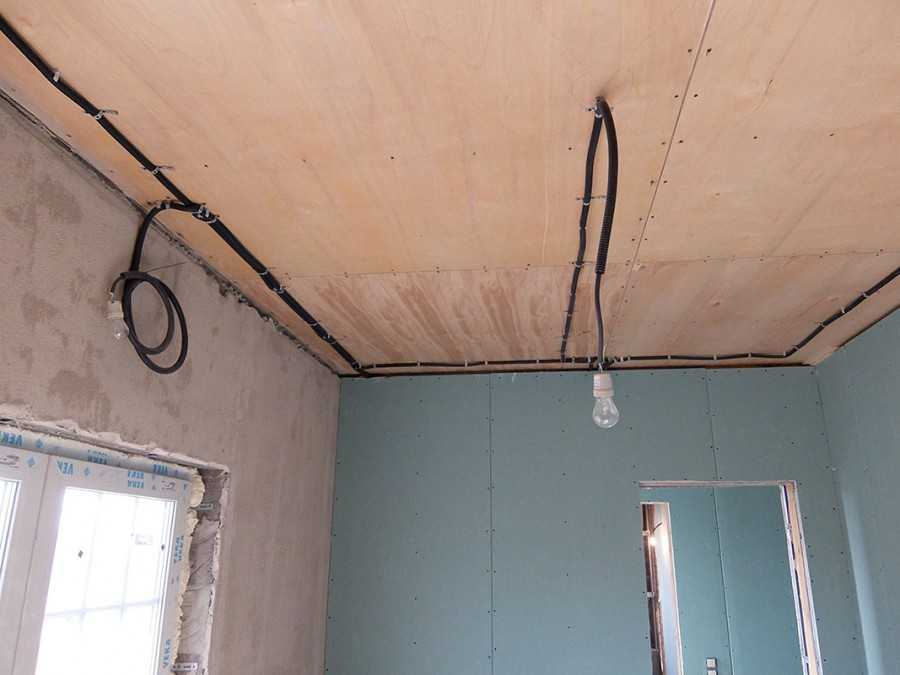 Как поменять всю проводку в квартире своими руками 132