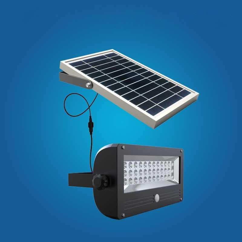 Освещение на солнечных батареях с алиэкспресс