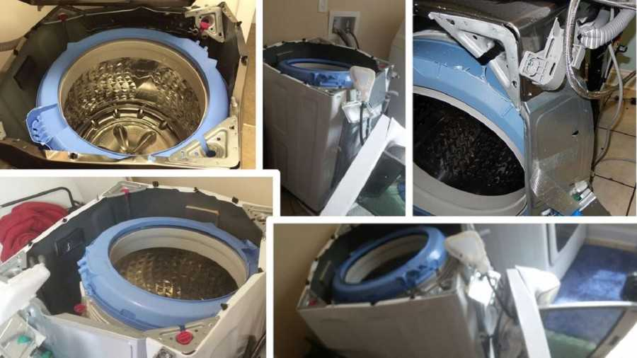 Починить стиралку своими руками 942