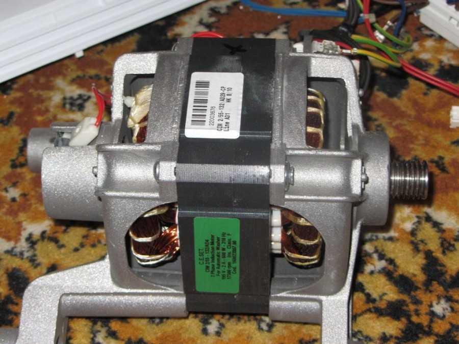 Как сделать из электродвигателя от стиральной машины 157