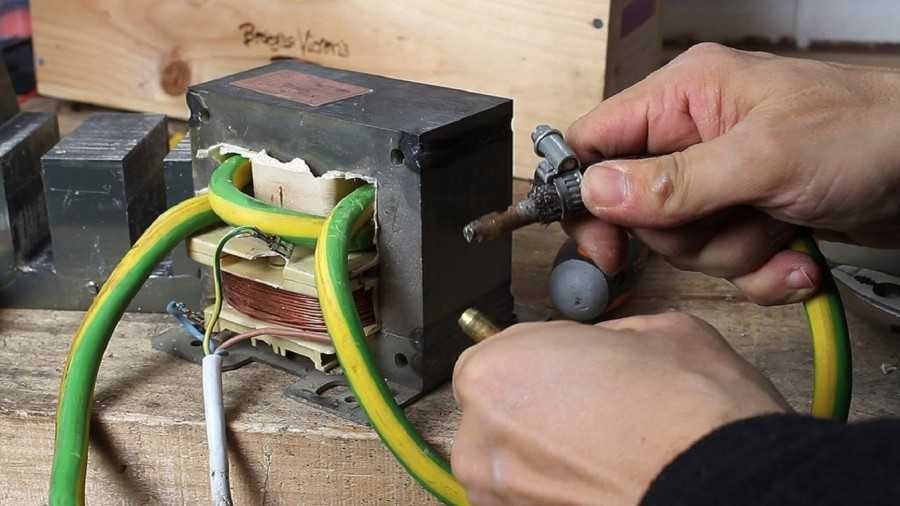 Сварочные аппараты точечной сварки своими руками 410