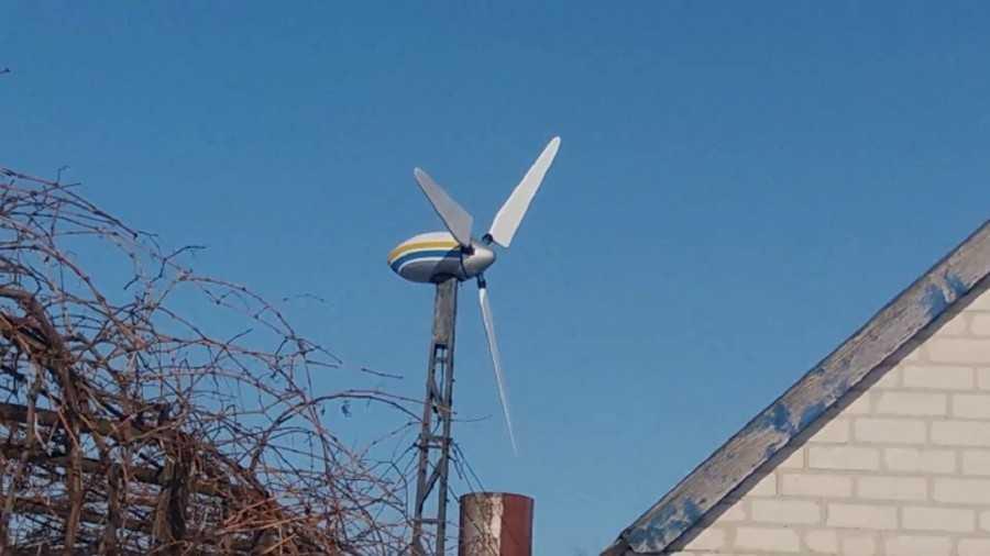 Как сделать свой ветрогенератор 759