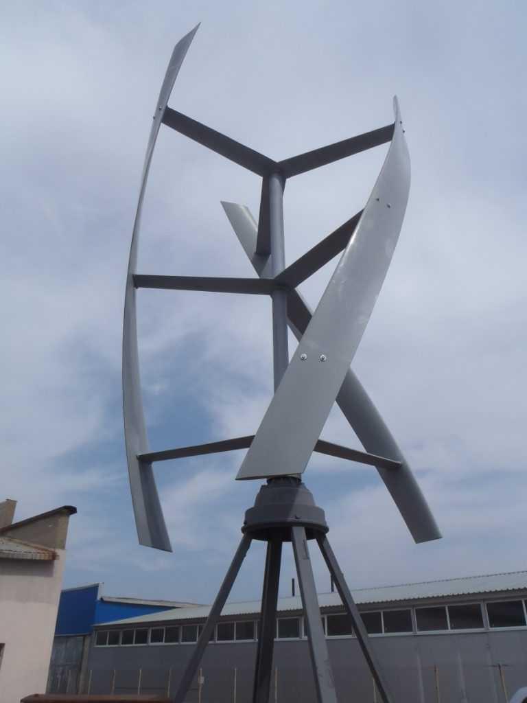 Как сделать ветрогенератор 💨 на 220В своими руками самодельный ветряк