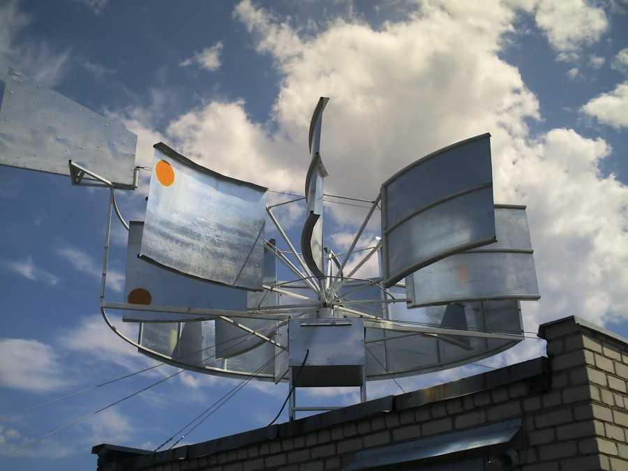 руками своими дома роторные для ветрогенераторы