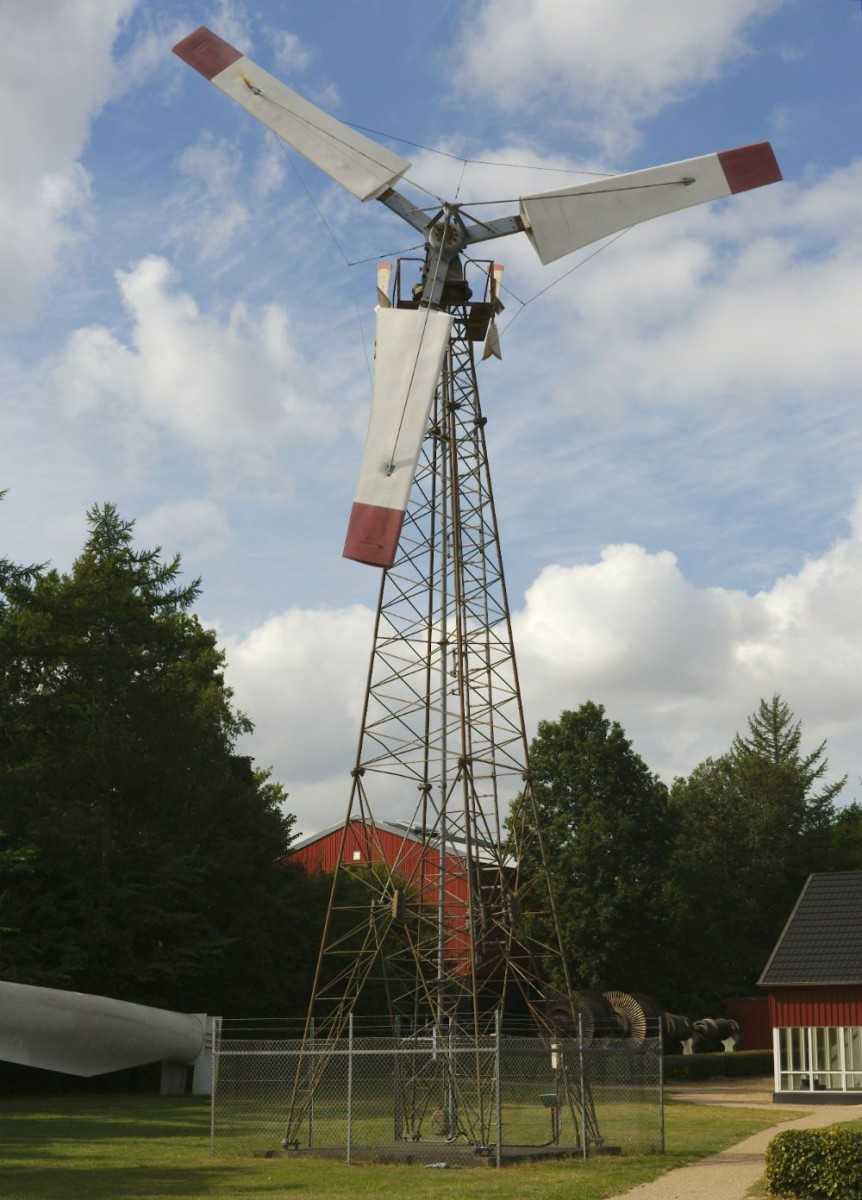 Ветряная электростанция своими рукам фото 607